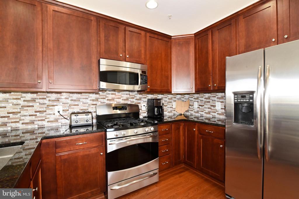 Kitchen with Pantry - 43415 MADISON RENEE TER #120, ASHBURN