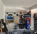 Garage Tech System for Organization!!! - 11217 PRESWICK LN, SPOTSYLVANIA