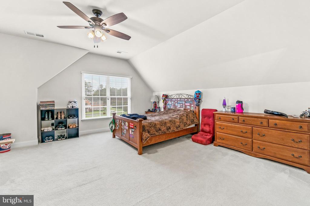 3rd bedroom - 12802 GLENDALE CT, FREDERICKSBURG