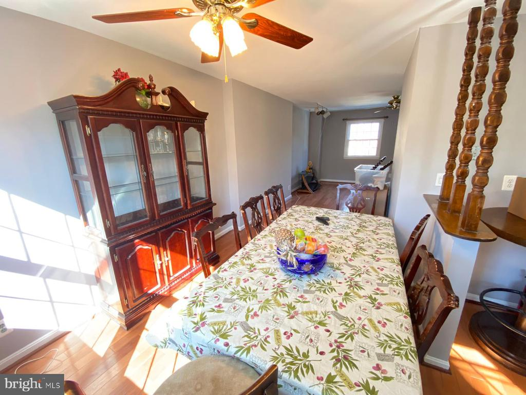 Dining Room - 14823 MAIDSTONE CT, CENTREVILLE