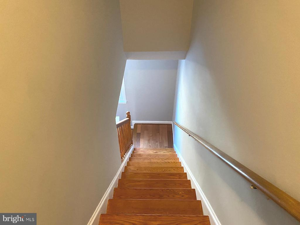 Downstairs - 14823 MAIDSTONE CT, CENTREVILLE