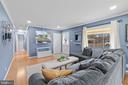 Beautiful laminate, low maintenance flooring - 603 S DOGWOOD ST, STERLING