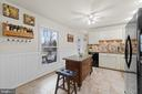 Complete with ceramic tile and wainscoting! - 603 S DOGWOOD ST, STERLING