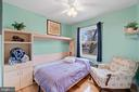 ...with a custom-built fold-out Murphy Bed!! - 603 S DOGWOOD ST, STERLING