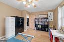 ...and is currently being used as a home office. - 603 S DOGWOOD ST, STERLING