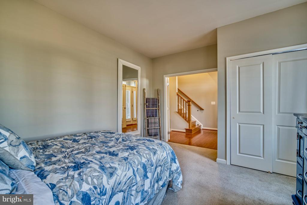 4th Bedroom Located on Entry Level - 22908 BOLLINGER TER, ASHBURN
