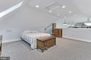 2nd Loft Bedroom in Managers Home - 21281 BELLE GREY LN, UPPERVILLE