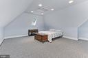 Upper Level Loft Bedroom in Managers Home - 21281 BELLE GREY LN, UPPERVILLE