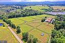 View of Main Barn 9 Private Paddocks - 21281 BELLE GREY LN, UPPERVILLE