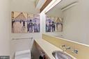 half bath - 2000 MASSACHUSETTS AVE NW #R-4, WASHINGTON