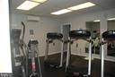 Lots of gym equipment - 7050 BASSWOOD RD #11, FREDERICK