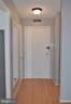 Entry Foyer - 2030 N ADAMS ST #404, ARLINGTON