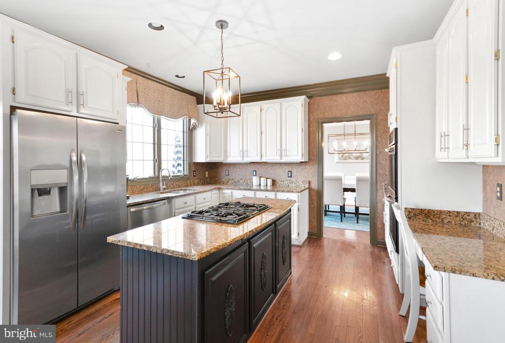 Upgraded Fixtures and Finishes - 8910 DANVILLE TER, FREDERICK
