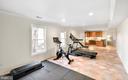 Workout room. - 8910 DANVILLE TER, FREDERICK