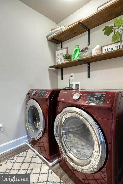 Upstairs Laundry6 room - 151 WOOD LANDING RD, FREDERICKSBURG