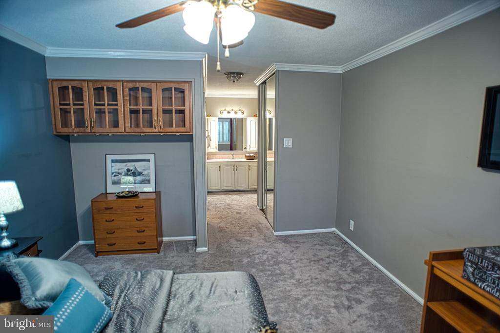Primary Bedroom/Work area - 203 YOAKUM PKWY #317, ALEXANDRIA