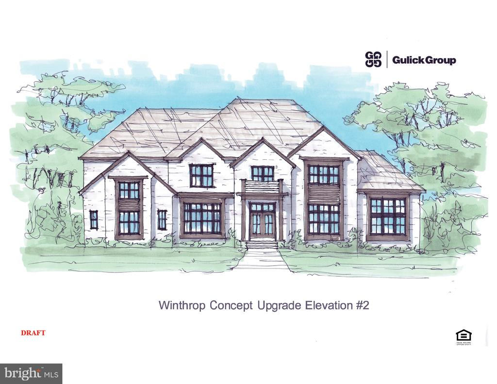 Concept elevation images for listing - 10698 BRIGHT WILLOW LN, VIENNA