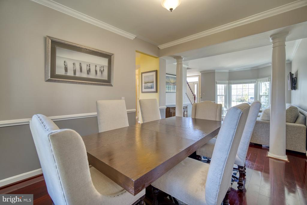 Perfect Space for Entertaining - 43936 BRUCETON MILLS CIR, ASHBURN