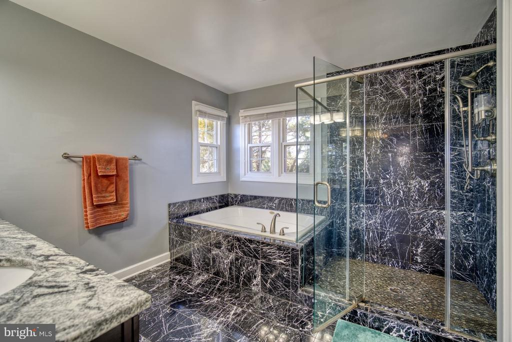 Oversized Shower and Soaking Tub - 43936 BRUCETON MILLS CIR, ASHBURN
