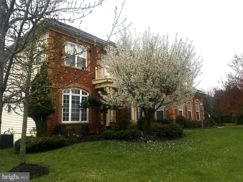 Outside View - 201 GREENHOW CT SE, LEESBURG