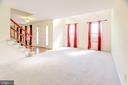 Living Room - 8024 OAK HOLLOW LN, FAIRFAX STATION