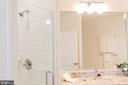 Spa-like Primary Bath - 9450 SILVER KING CT #203, FAIRFAX