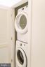 Washer & Dryer - 9450 SILVER KING CT #203, FAIRFAX