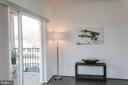 Living Room - 9450 SILVER KING CT #203, FAIRFAX