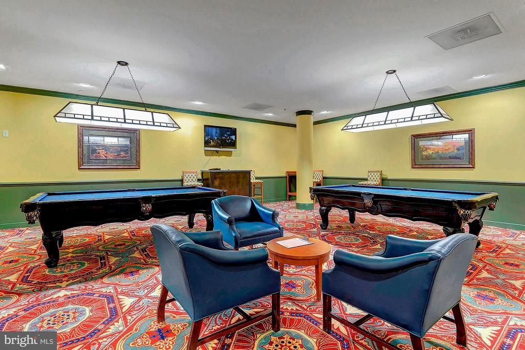 Game Room - 19365 CYPRESS RIDGE TER #701, LEESBURG