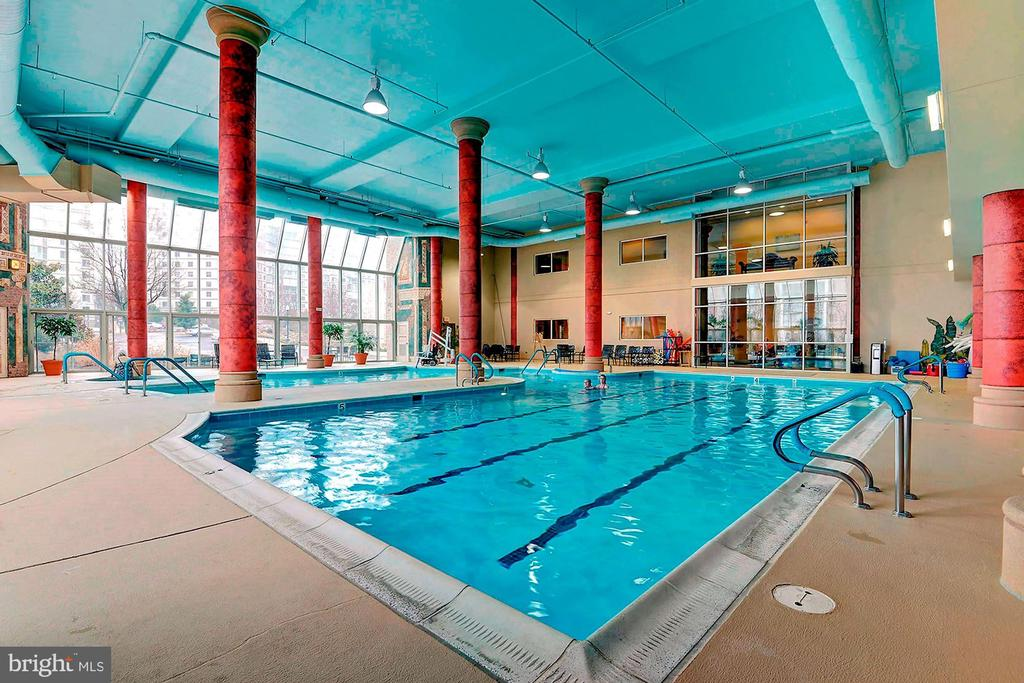 Pool - 19365 CYPRESS RIDGE TER #701, LEESBURG