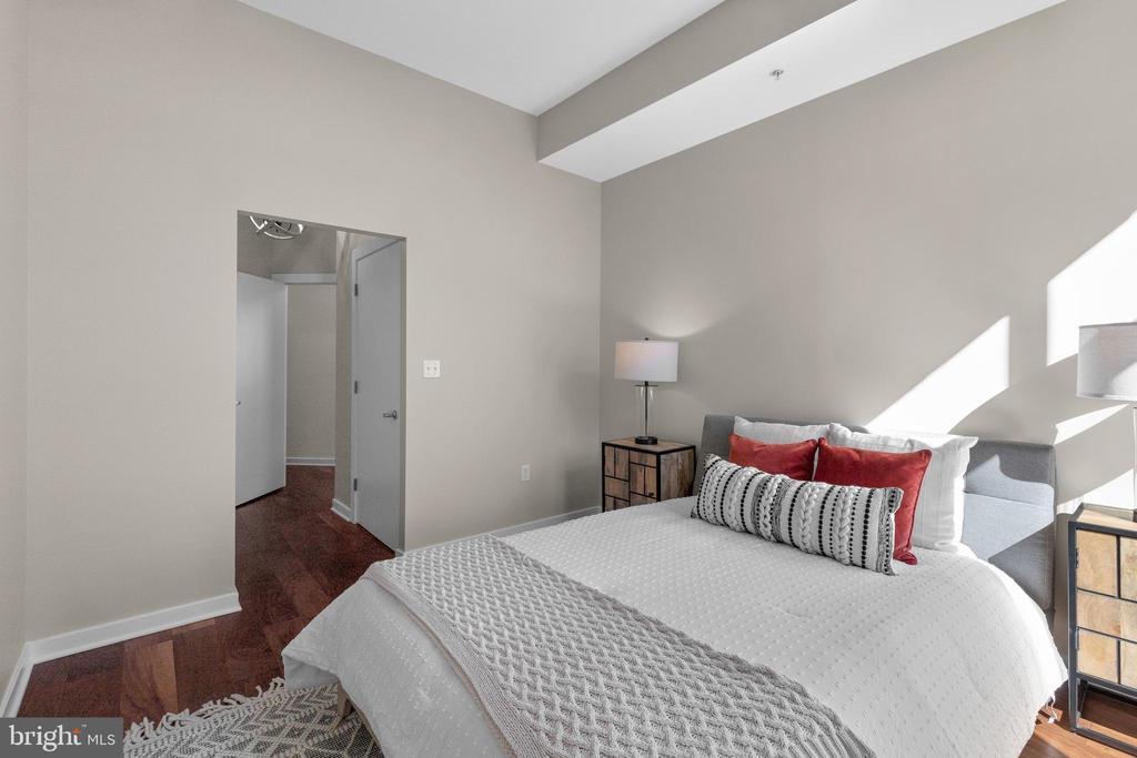 Primary bedroom - 1000 NEW JERSEY AVE SE #PH-19, WASHINGTON