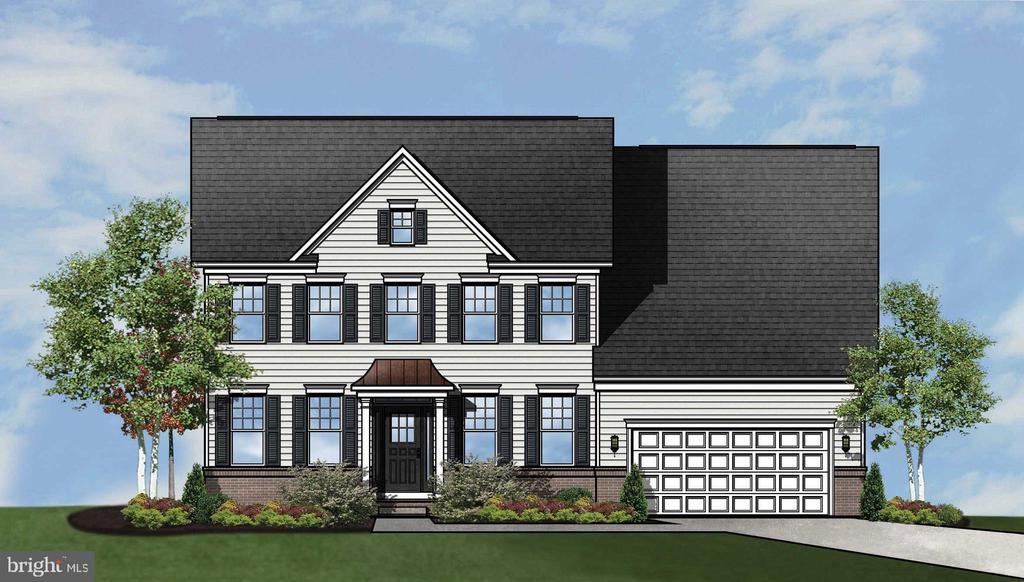 BUILDER RENDERING SUBJECT TO CHANGE - 7817 WOODYARD RD, CLINTON