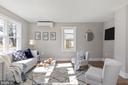 Living room - 250 LOUDOUN ST SW, LEESBURG