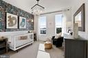 Bedroom #2 - 43543 CHARITABLE ST, ASHBURN