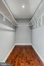 Walk in Primary Closet - 9011 BACKLICK RD, FORT BELVOIR