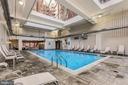 In-door pool - 1000 NEW JERSEY AVE SE #PH-19, WASHINGTON