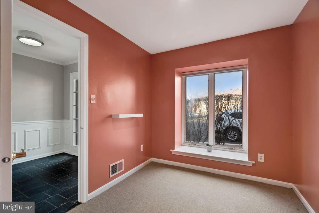 Office/additional room - 6703 WASHINGTON BLVD #F, ARLINGTON