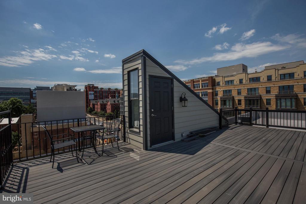 Upper Unit Privater Roof Deck 360 Degree Views - 335 H ST NE, WASHINGTON