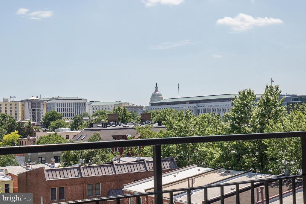 View of Capitol - 335 H ST NE, WASHINGTON