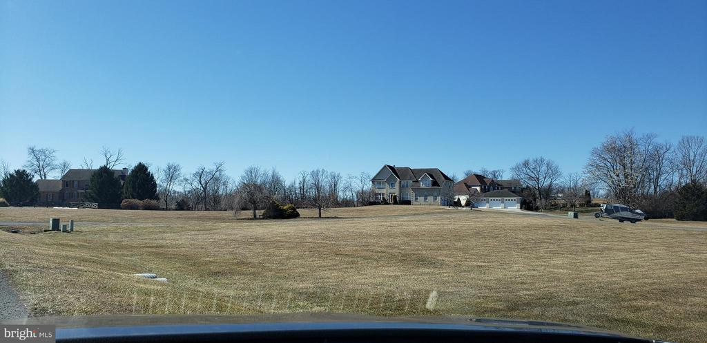 View  From Road - 55 FOX LN, WHITE POST