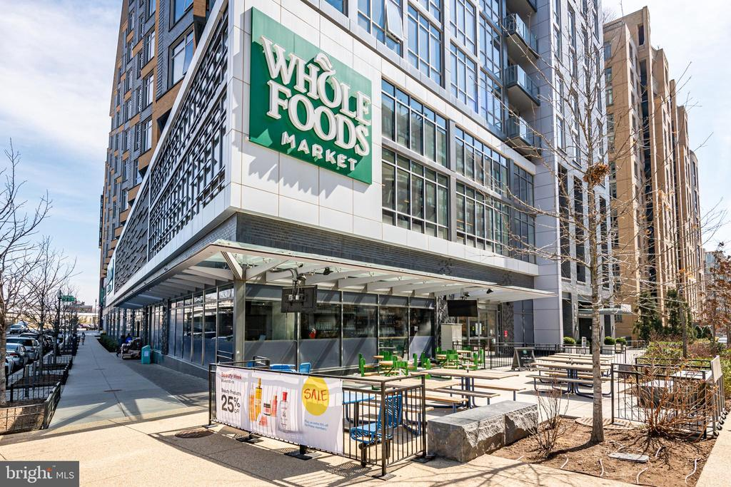 The new Whole Foods just a few blocks away - 1025 1ST ST SE #801, WASHINGTON