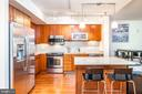 Spacious Kitchen - 1025 1ST ST SE #801, WASHINGTON