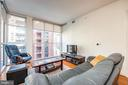 Floor to Ceiling Windows with Pull Chain Blinds - 1025 1ST ST SE #801, WASHINGTON