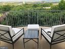 Balcony 1 - 1200 N NASH #544, ARLINGTON