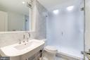 Bathroom 1 - 1200 N NASH #544, ARLINGTON