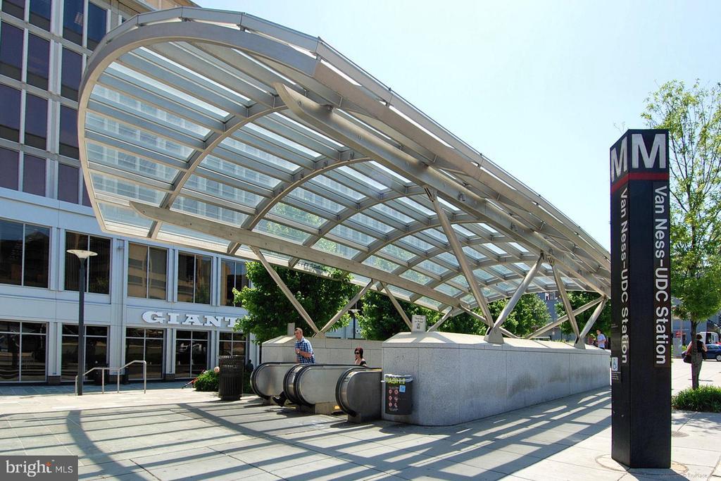 VanNess/UDC Metro - 3640 39TH ST NW #D526, WASHINGTON