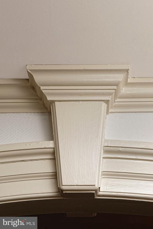 Gorgeous architectural details - 21943 ST LOUIS RD, MIDDLEBURG