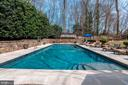 Luxury Pool - 825 CLINTON PL, MCLEAN