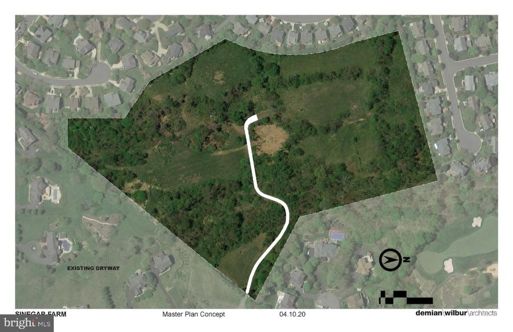 21 acres with