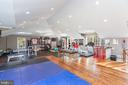 Guest House - gym - 8548-A GEORGETOWN PIKE, MCLEAN